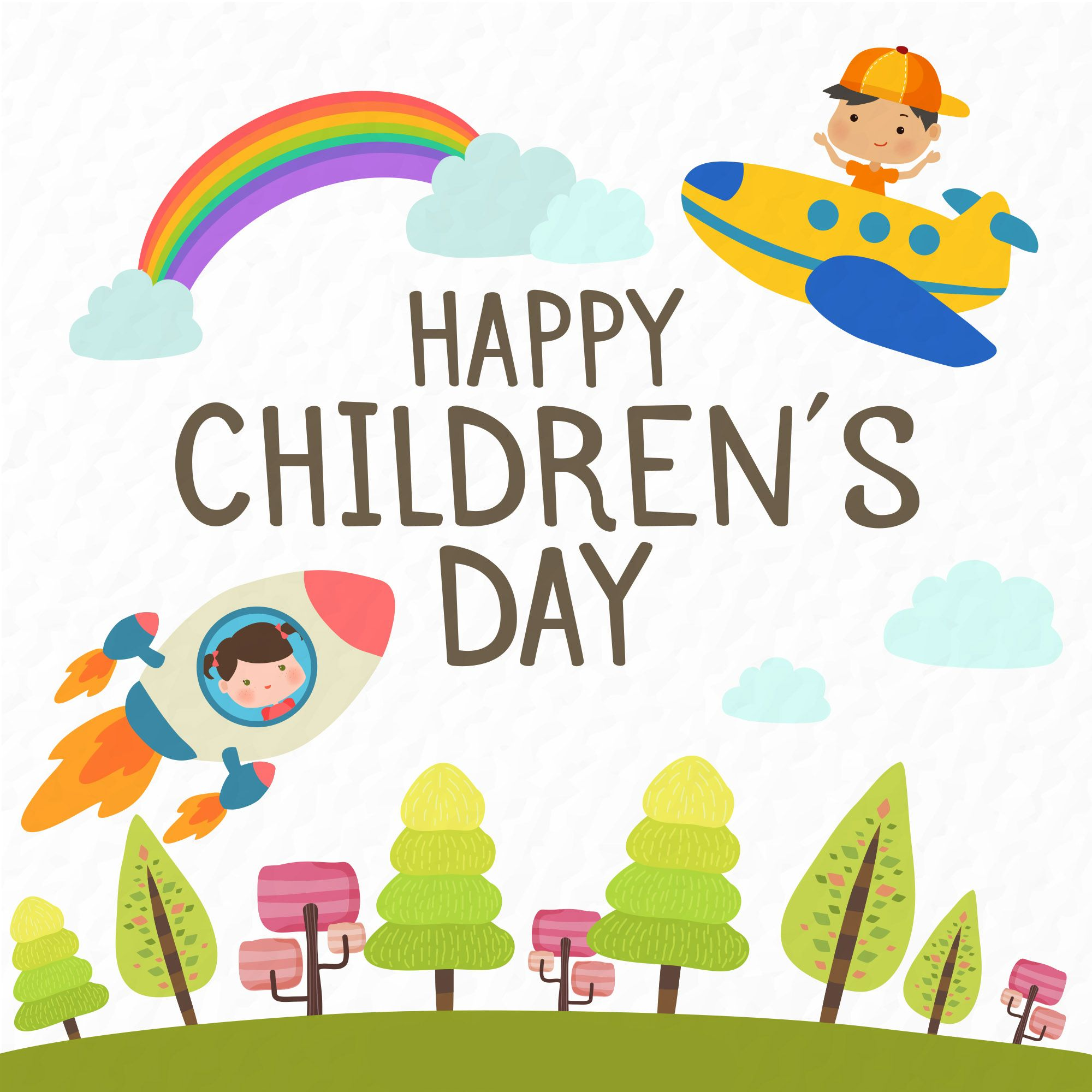 ITS HERE Happy WorldChildrensDay Today Foreverychild In The World We Wish Education Love