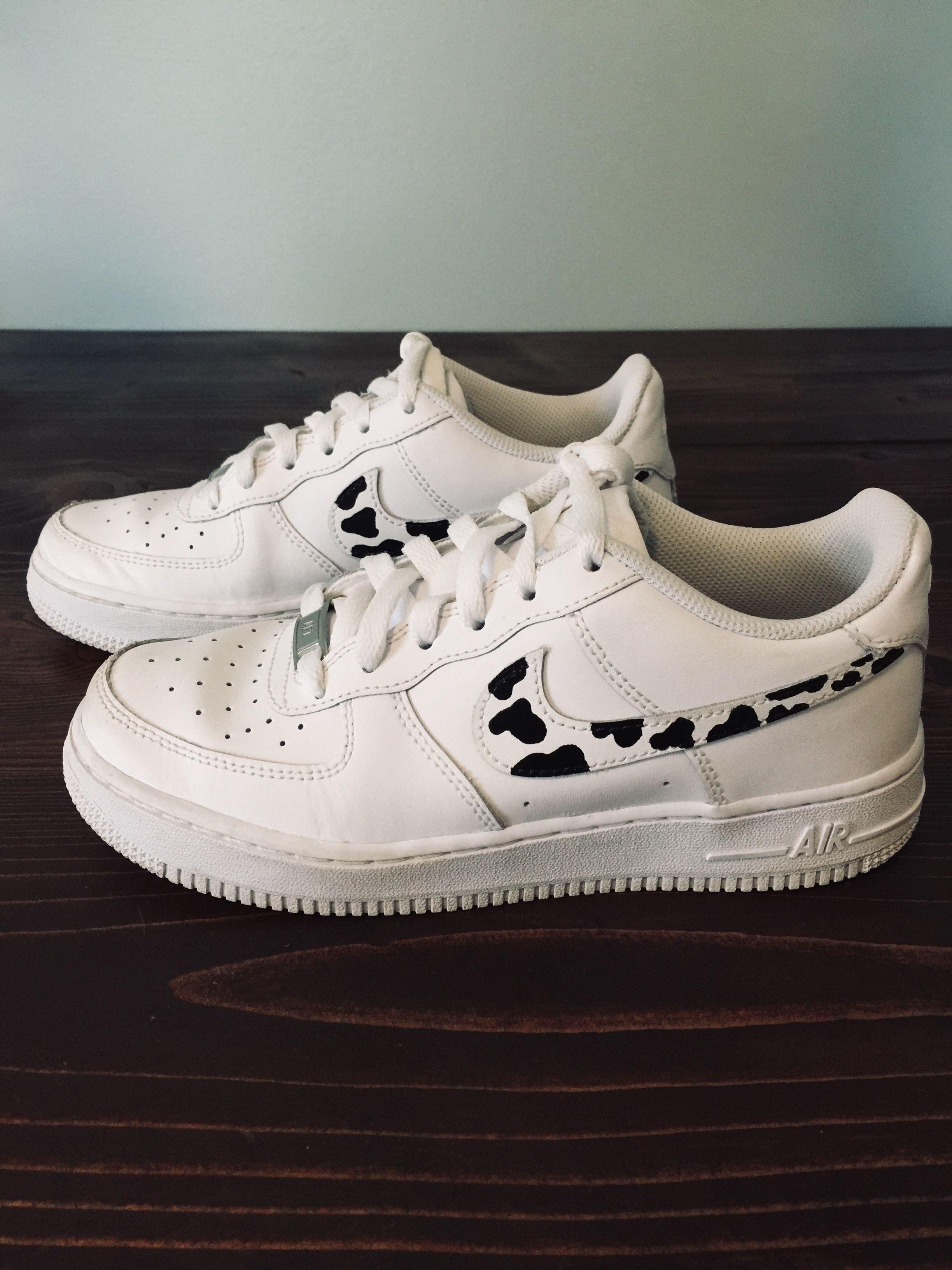 Por Amigo Decisión  Nike Air Force 1's in 2020   Nike shoes air force, Nike air shoes, Custom  shoes