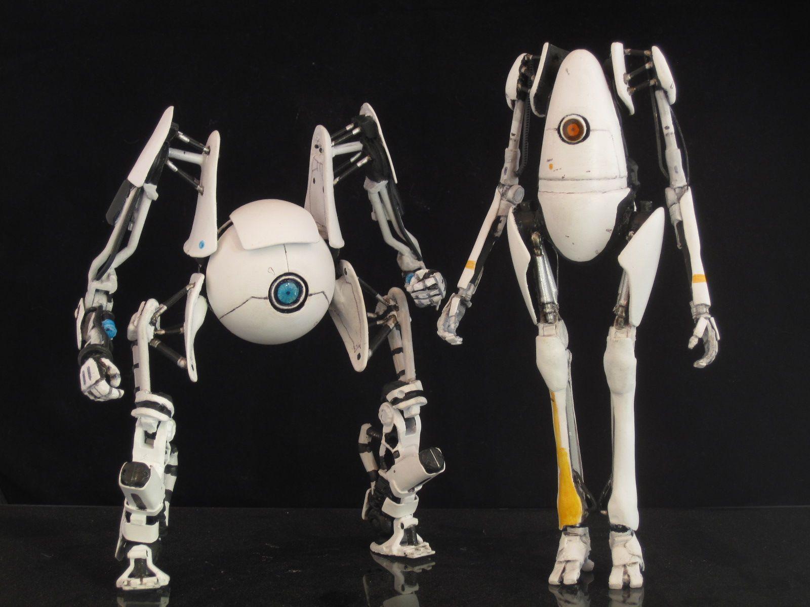 Portal Robot