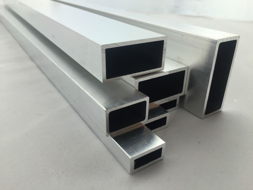 Details about Aluminium Rectangular / Square Tube/Box