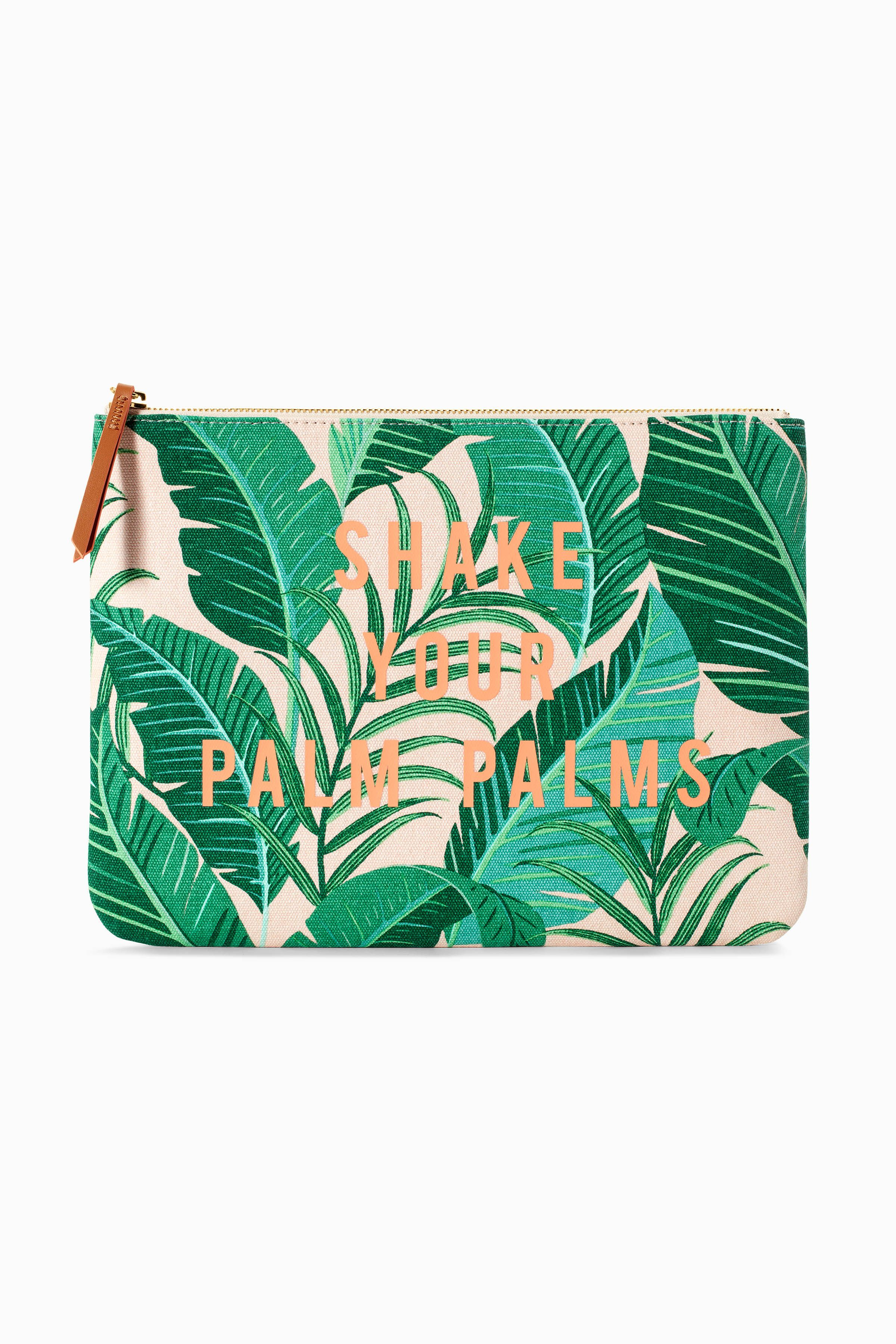 All In Pouch - Shake Your Palm Palms | Stella & Dot Shop my online boutique