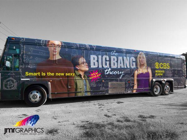 Jmr Graphics Bus Wrap Super C Rv Bus Advertising