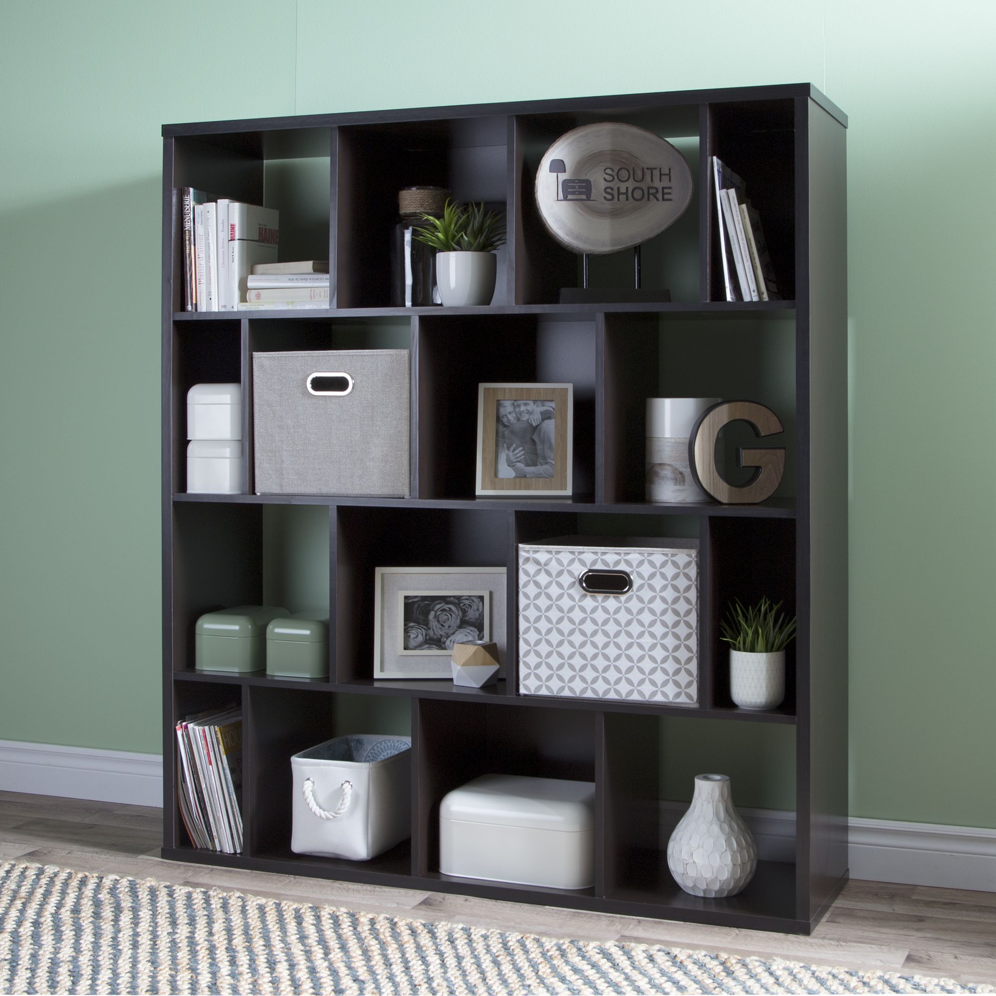 Playroom Shelving Units