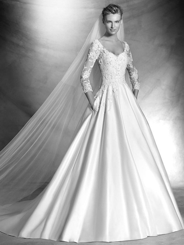 Atelier Pronovias Brautkleider 2016 | miss solution Bildergalerie ...
