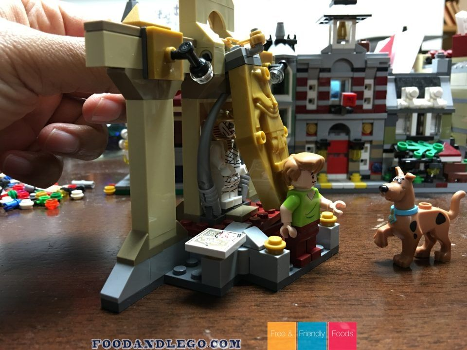 LEGO Review 75900 Mummy Museum Mystery (With images