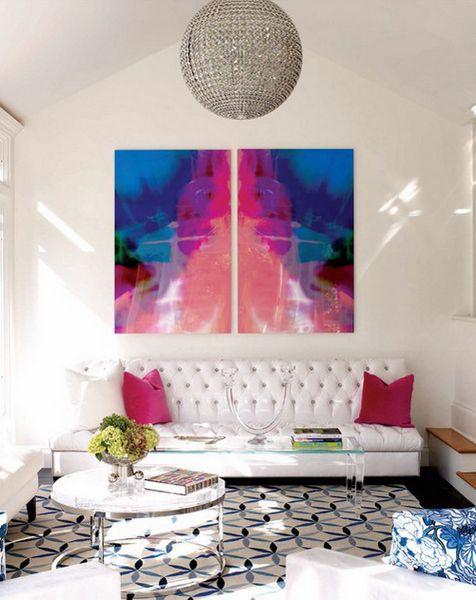 white, blue, pink, silver! <3 designmanifest.blogspot.com | va va va ...