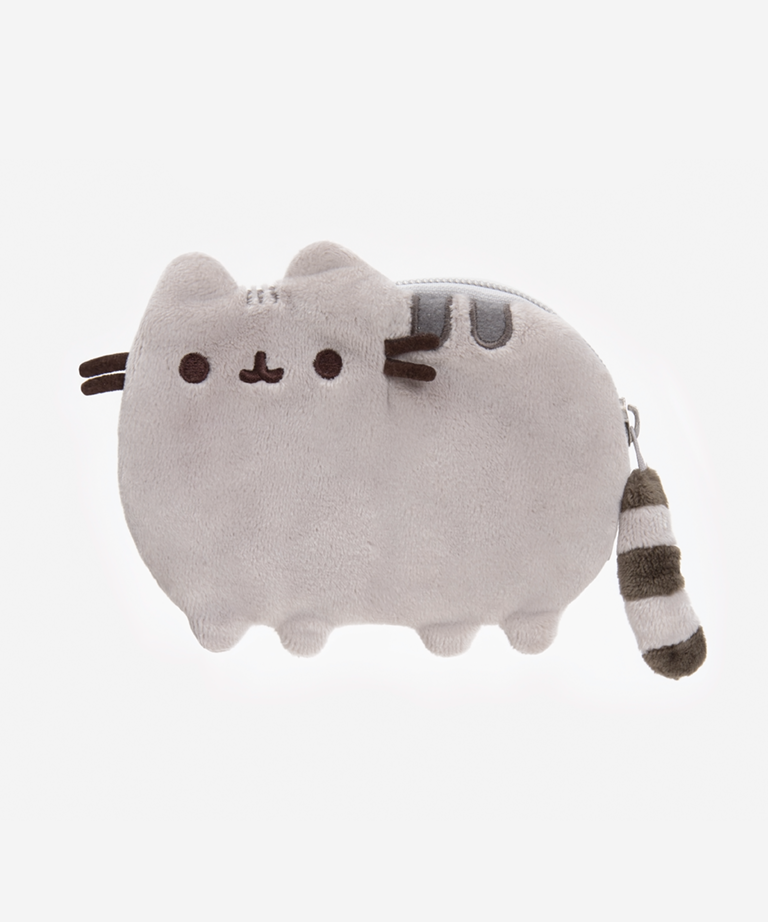 b473c3ff716 Pusheen the Cat mini coin purse | Wishlist | Pusheen, Stuffed animal ...
