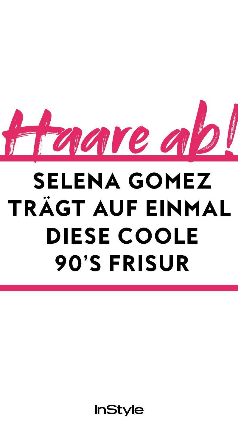 Hammer Haare Diese 90s Frisur Tragt Selena Gomez Jetzt In 2020 Selena Gomez Frisuren Selena