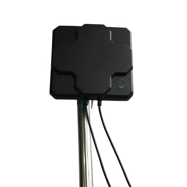 Dlenp Panel 4G Antenna Outdoor 18dbi High Gain 698-2690MHz