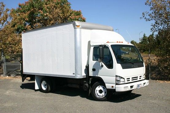Looking For Used Truck Here Is A 2006 Isuzu Npr 14ft Box Van With A Rail Lift Monarch Offers Many Different Trucks To Choo Trucks For Sale Used Trucks Trucks