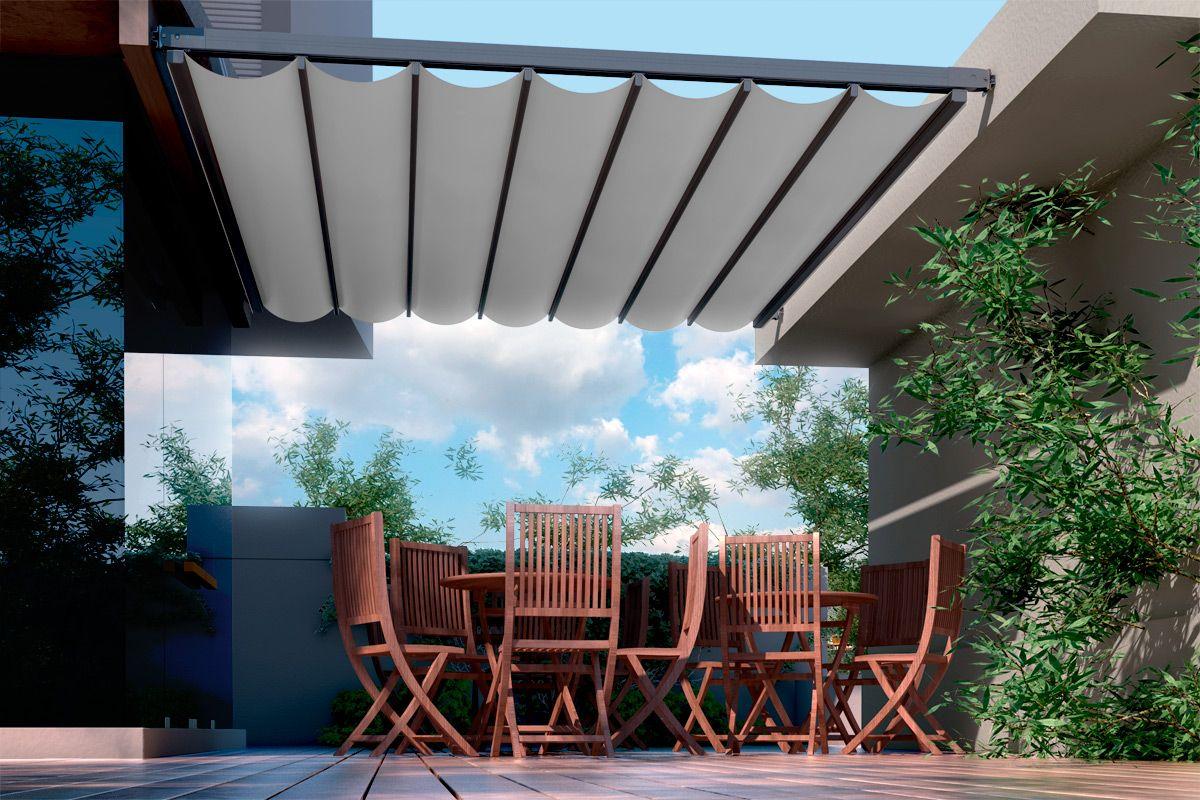 Protezioni solari per la tua veranda...E' la soluzione ...