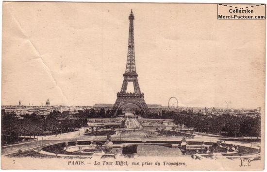 photo ancienne paris recherche google centerpiece pinterest cartes postales postale et. Black Bedroom Furniture Sets. Home Design Ideas