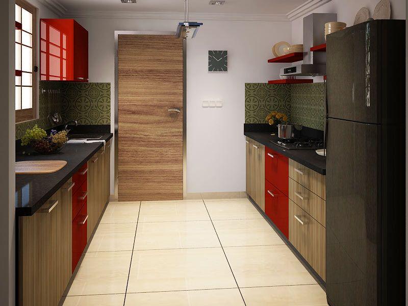 Amante Parallel Modular Kitchen Modularkitchendesign Kitchendesign Modularkitchen Kitchendesign Kitchen Room Design Kitchen Design Interior Design Kitchen