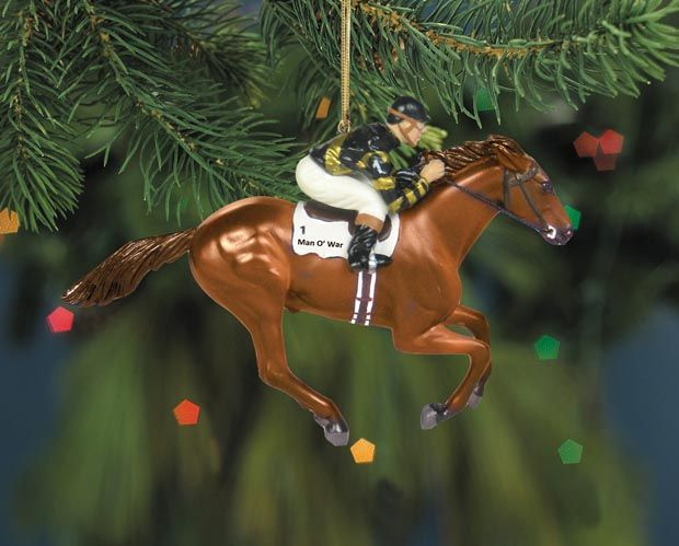 Christmas Horse Racing.Pin By Lydia Eagle On Wishful Thinking Christmas Ornaments