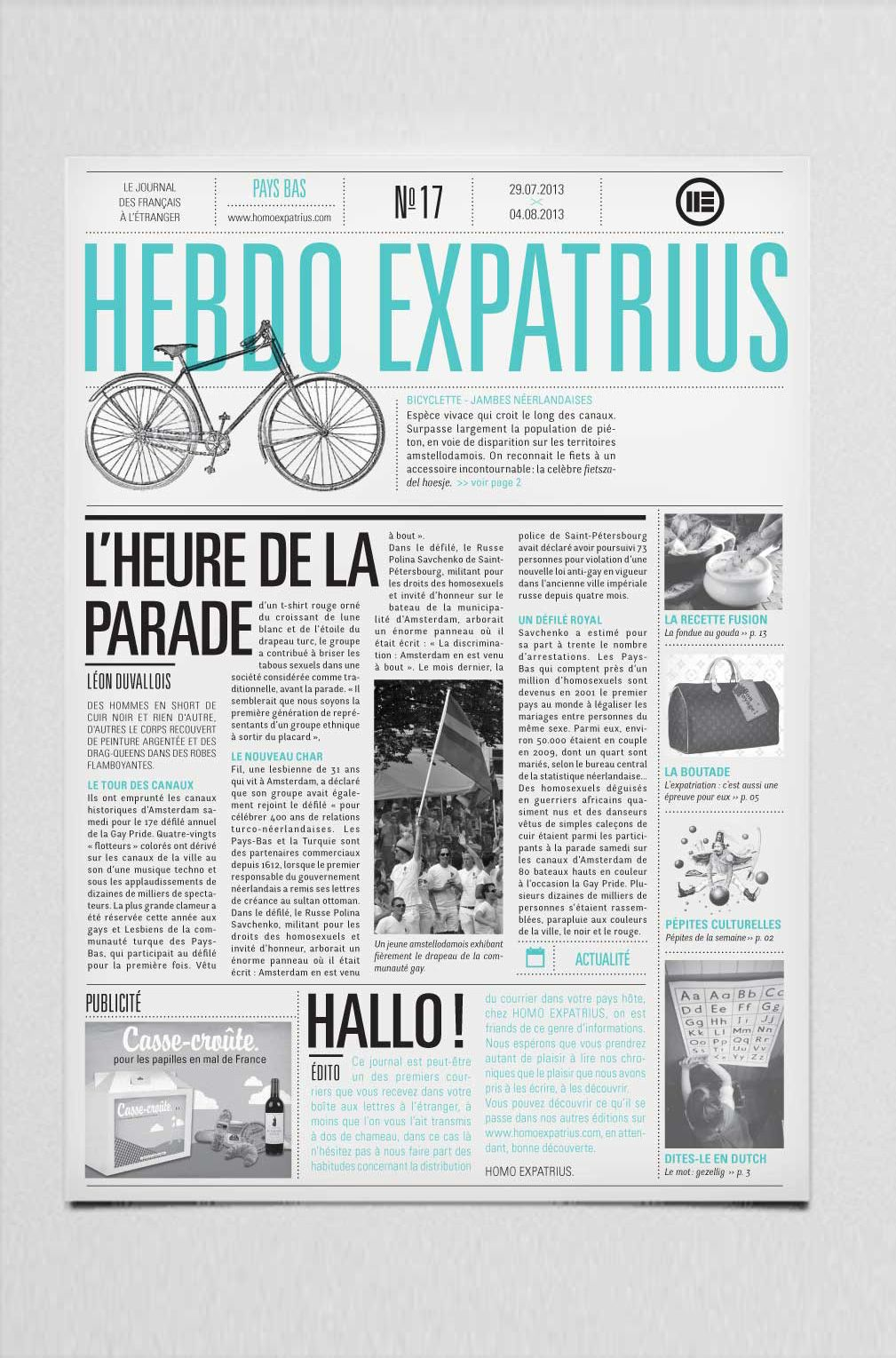 print journal magazine - newspaper