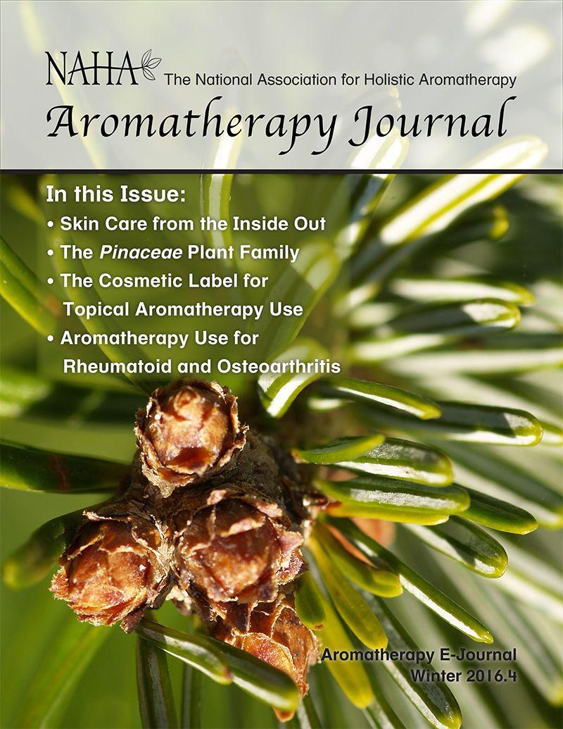 Pin by NAHA Aromatherapy Association on Aromatherapy