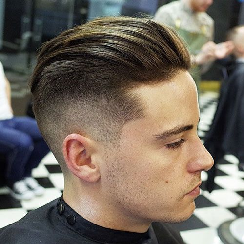 21 Best Slicked Back Undercut Hairstyles 2019 Guide Hairstyle
