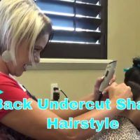 How to Cut An Undercut Hairstyle – Trendy