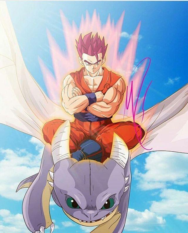 Follow Ryley Salmon Dragon Ball Anime Dragon Ball Super