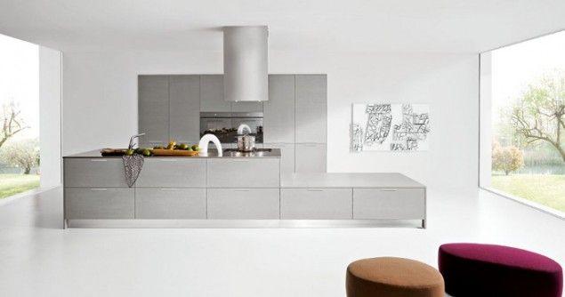 50 Contemporary Kitchens Anyone Would Like At Home Kuchendesign Glanzkuche Moderne Kuche
