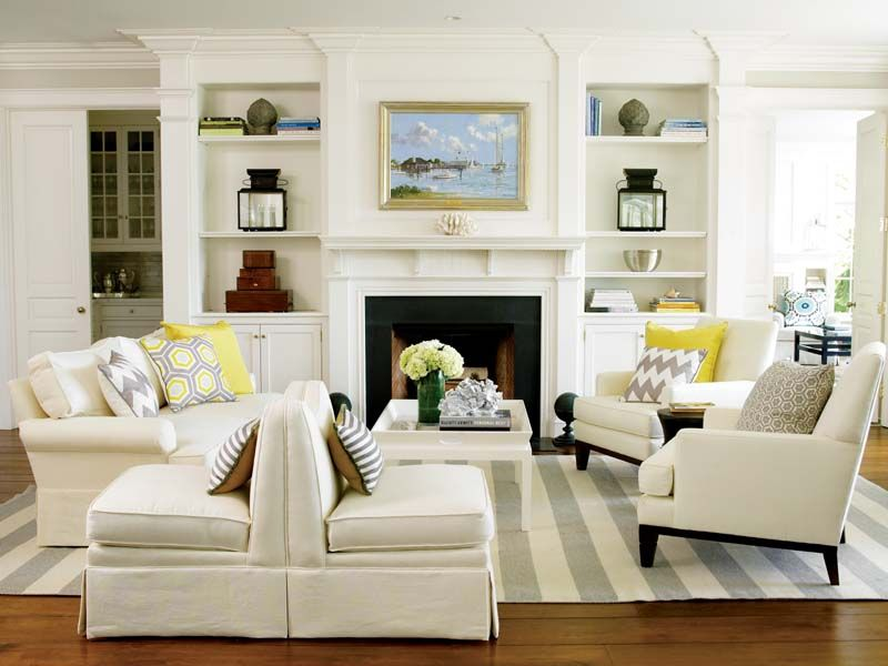 High Quality 20 Great Fireplace Mantel Decorating Ideas. Decor IdeasDecorating  IdeasDecorating RoomsNew England HomesNew ...
