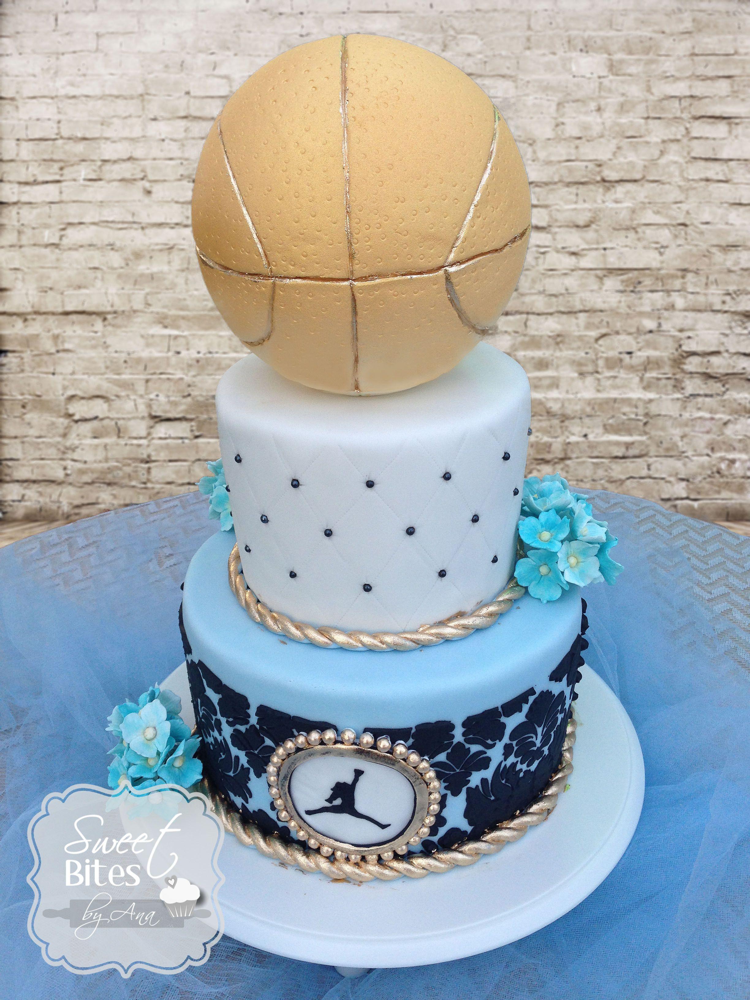 Quince S Basketball Cake
