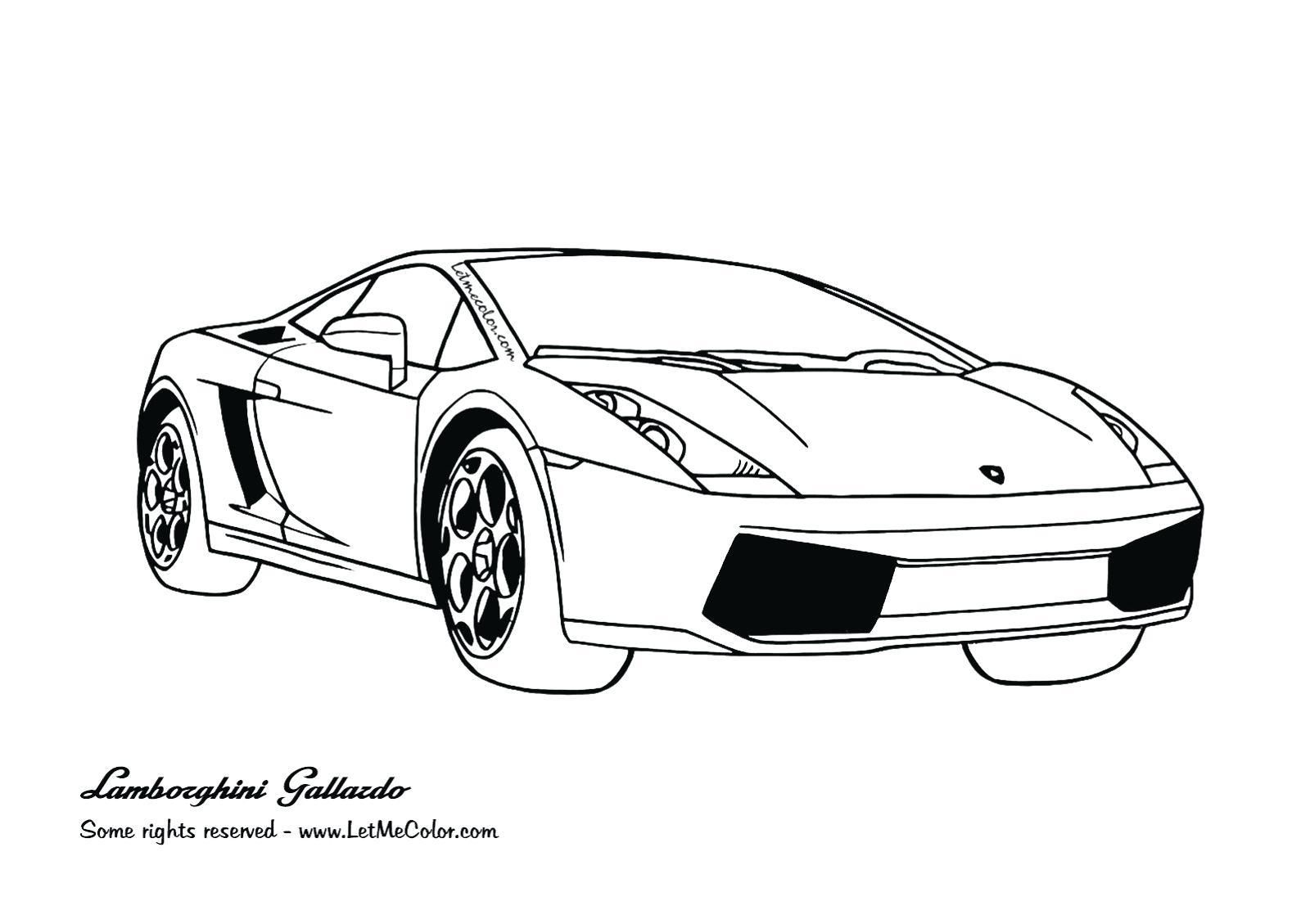 Fine Coloring Page Car That You Must Know You Re In Good Company