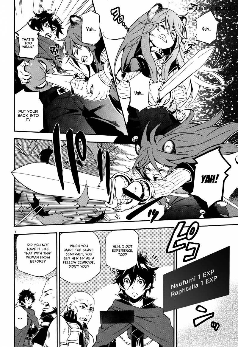 Tate No Yusha No Nariagari Manga Online En Espa L