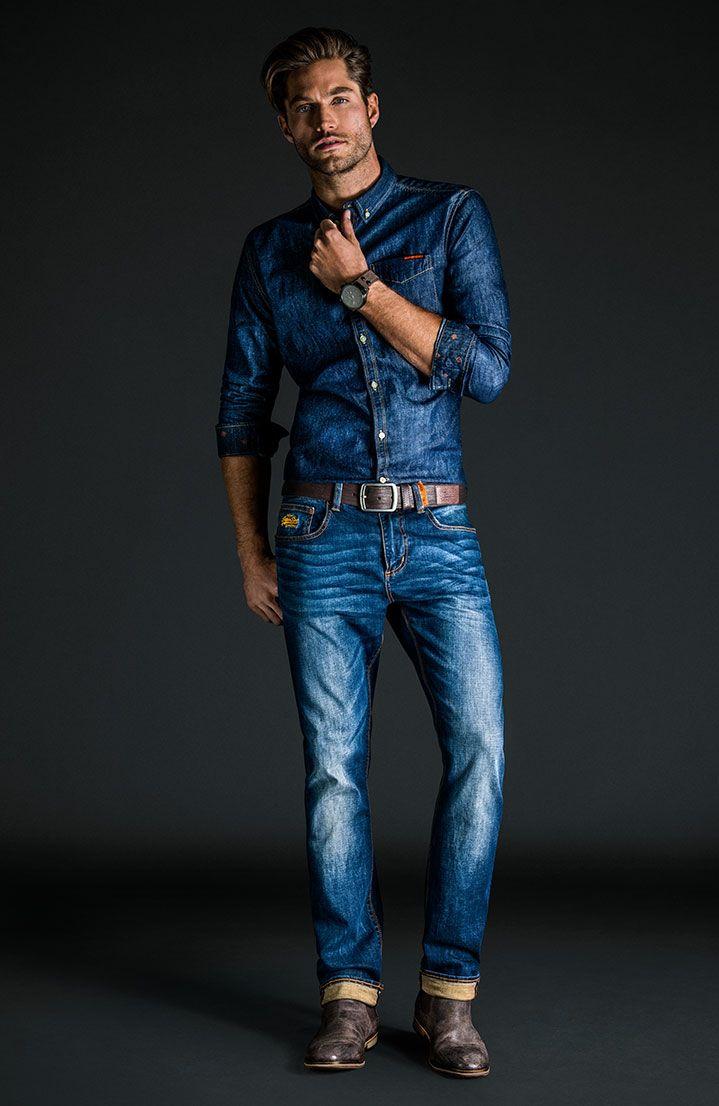 Mens Jeans - Shop Jeans for Men Online | Superdry http://www.99wtf ...