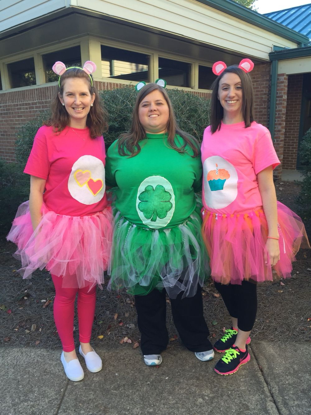 Group Care Bear Costumes With Images Care Bear Costumes Care