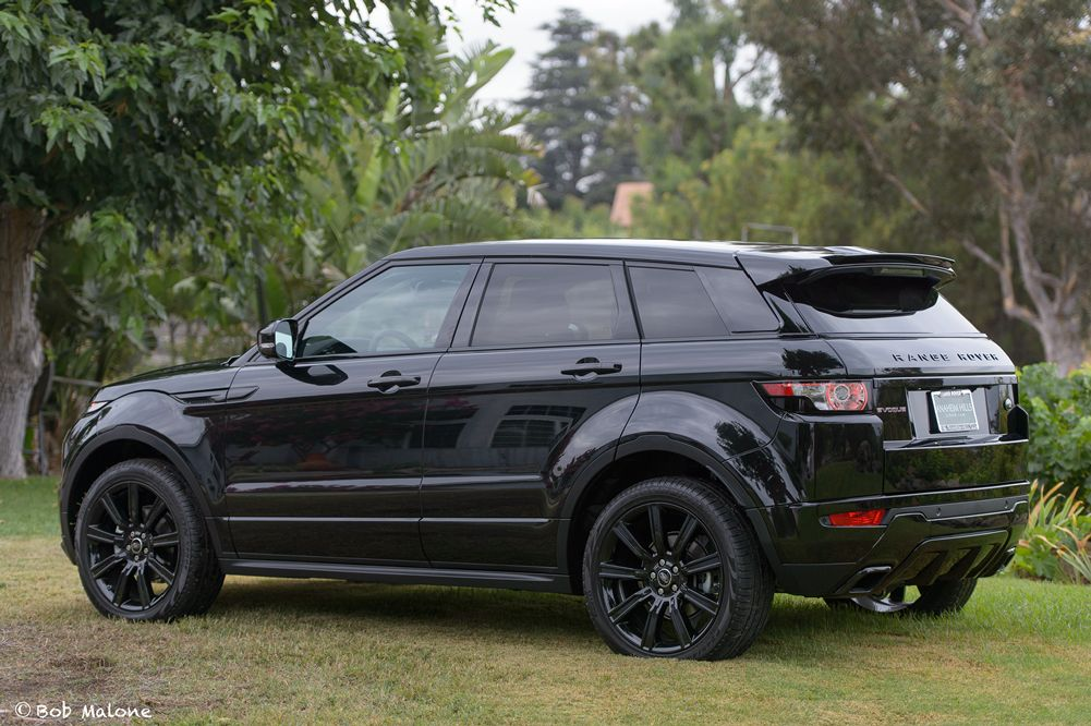 evoque black edition Range rover evoque, Range rover