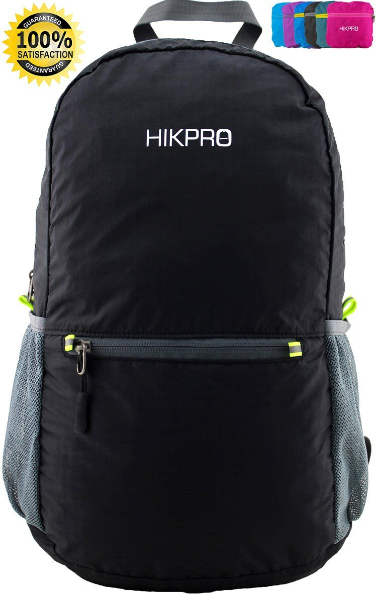 Ultralight Packable Backpack   Most Durable Foldable Hiking ...