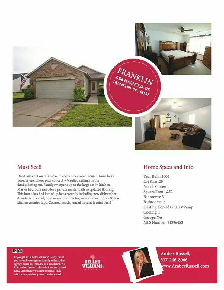 OPEN HOUSE - tomorrow 3 - 5pm. Tell everybody you know.