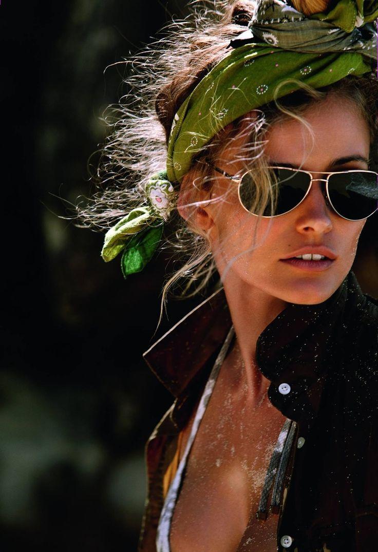 Edita Vilkeviciute by Gilles Bensimon for Vogue Paris June/July 2013