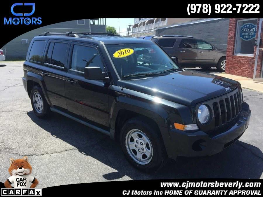 Used 2010 Jeep Patriot In Beverly Massachusetts Cj Motors Inc Beverly Massachusetts Cars For Sale Used Cars Jeep Patriot