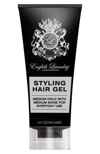 English Laundry Styling Hair Gel Hair Gel Hair Beard Styles