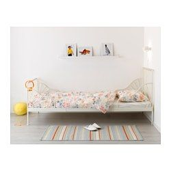 minnen struct lit ext av sommier lattes blanc pinterest croissance extensible et ikea. Black Bedroom Furniture Sets. Home Design Ideas