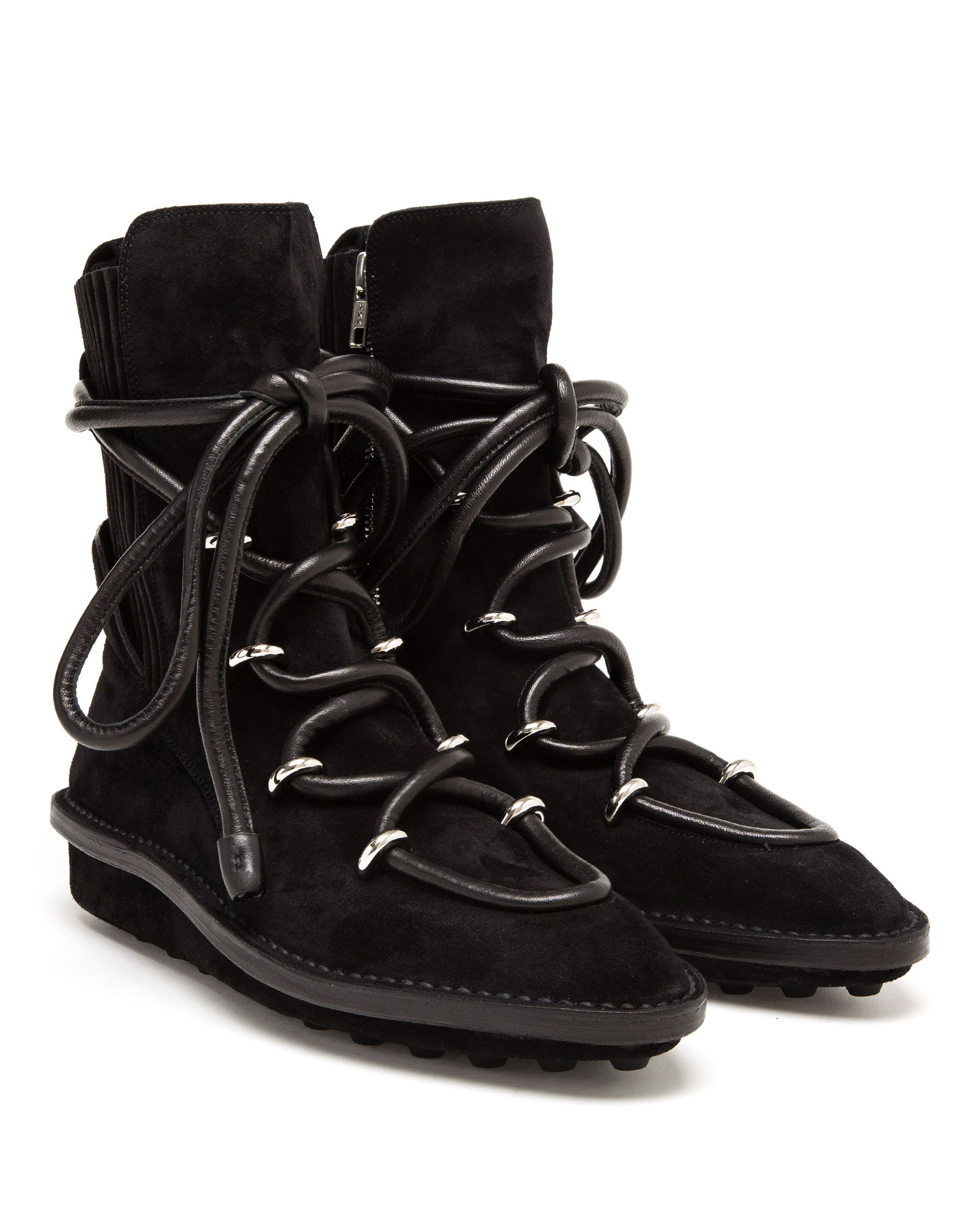 Suede Snow Boot - BALENCIAGA   Boots
