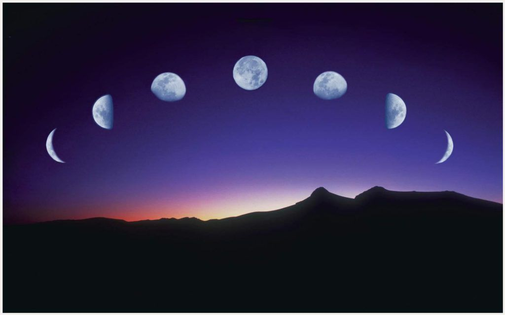 Phases Of Moon Wallpaper Phases Of The Moon Iphone Wallpaper Phases Of The Moon Live Wallpaper Phases Of Moon Names Background Images Wallpapers Nature Hd