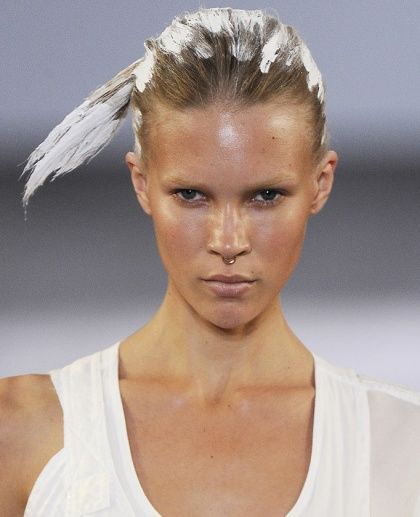 Beauty — ALEXANDER WANG SPRING 2011