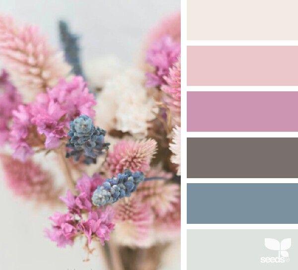 Softe Zarte Farben Soft Colors Mit Bildern Altrosa Wandfarbe Wandfarbe Farbkombination