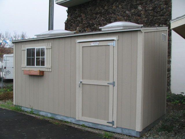 Premier Lean To (8x12) By TUFF SHED Storage Buildings U0026 Garages, Via