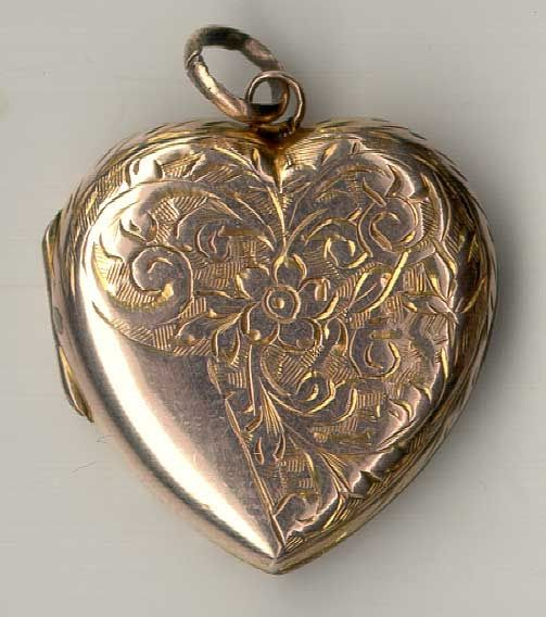 Image detail for -antique victorian jewelry fine antique victorian heart shape locket ...