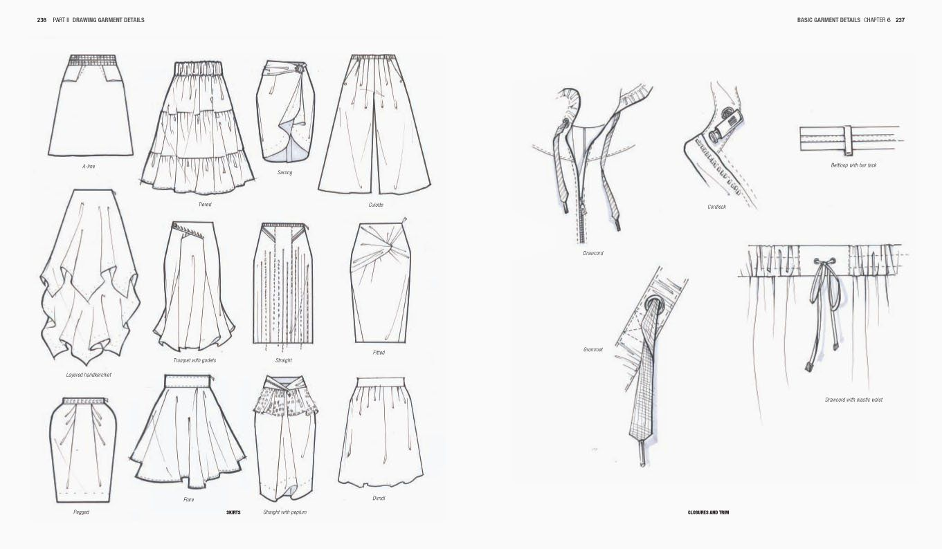 Fashion Drawing: Illustration Techniques for Fashion