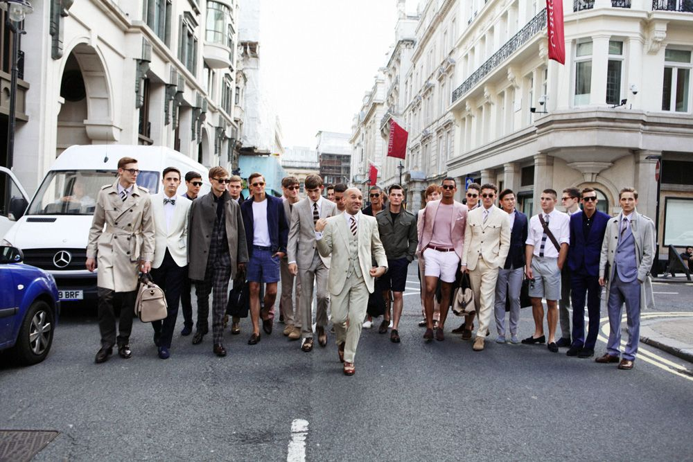 Gieves & Hawkes SS14