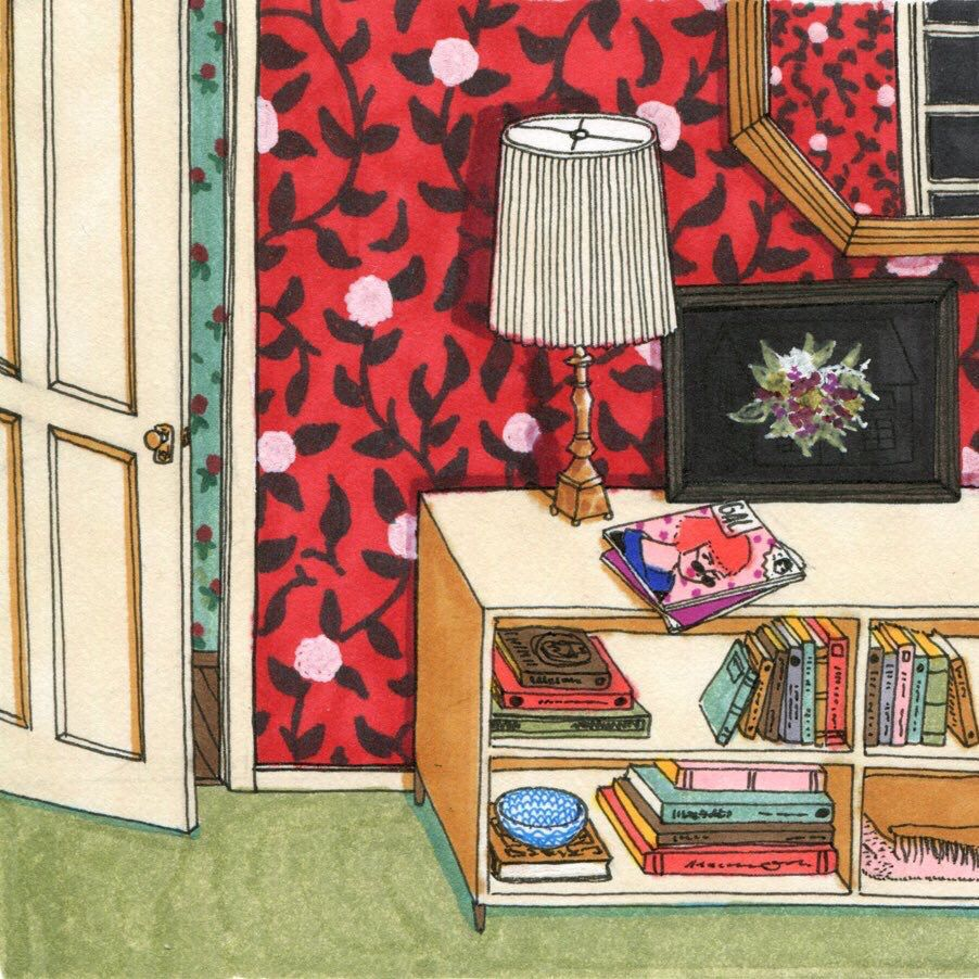 Sally Nixon | illustrations | Pinterest