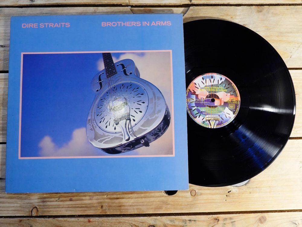 Dire Straits Brother In Arms Lp Vinyle 33t Ex Cover Ex Original