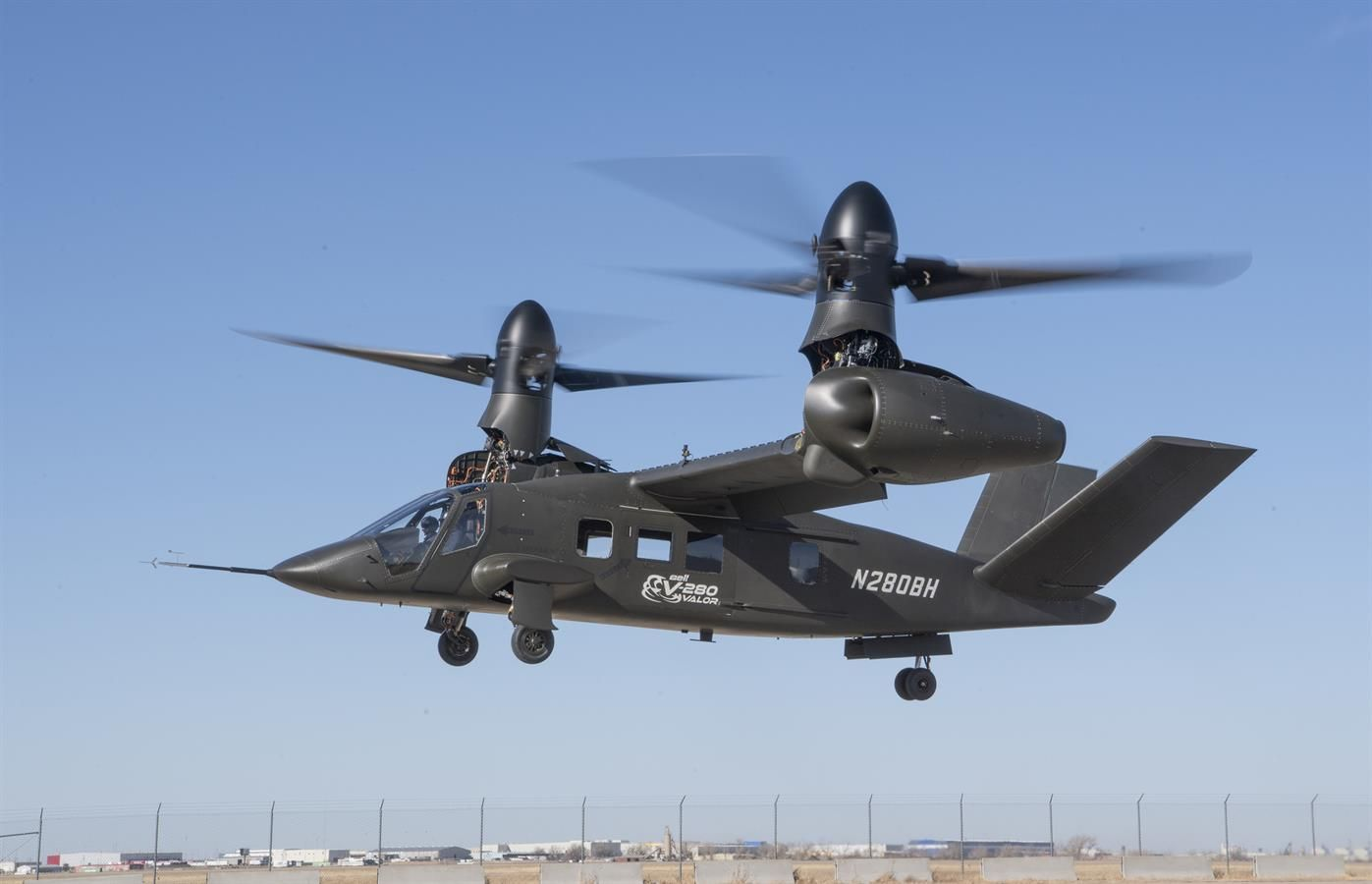 V-280 Valor Achieves First Flight image | Aviation and space