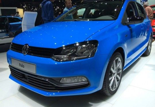 2014 Volkswagen Polo Facelift Jump With Impression Http