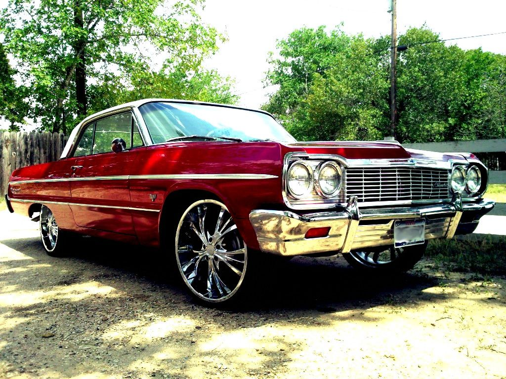 In 1964 chevy offered the impala ss in two door coupe and convertible models